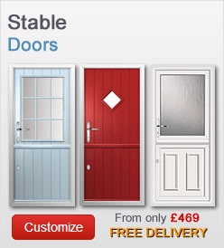 Stable doors from just £435 + VAT