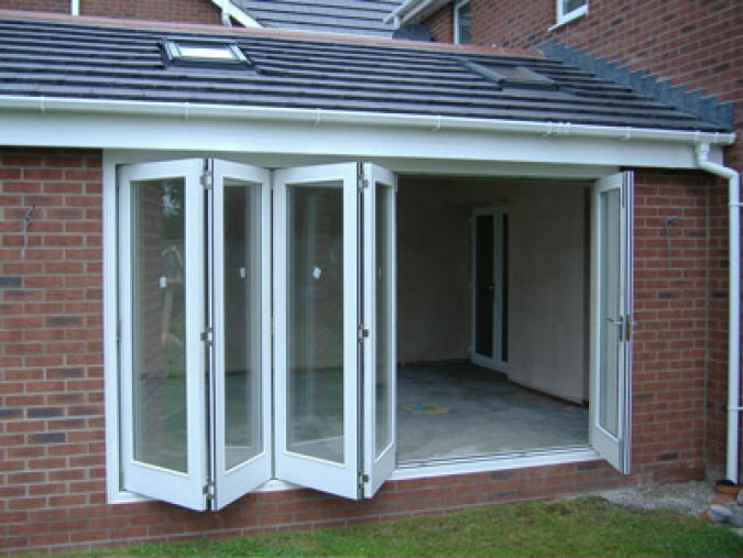 Folding doors bi folding doors patio Folding window