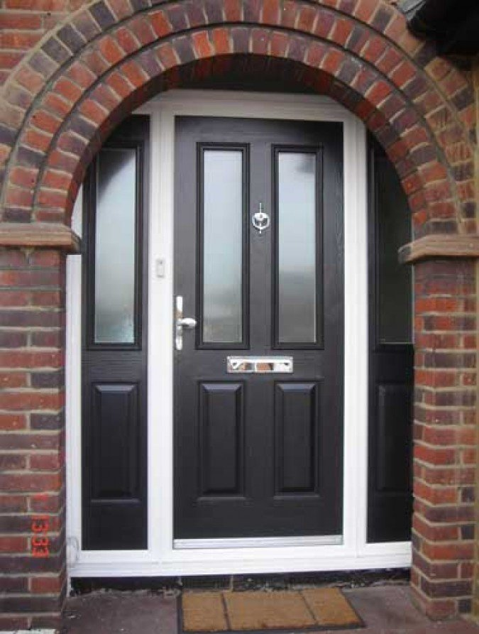 Grp Doors Offer High Security Just Value Doors