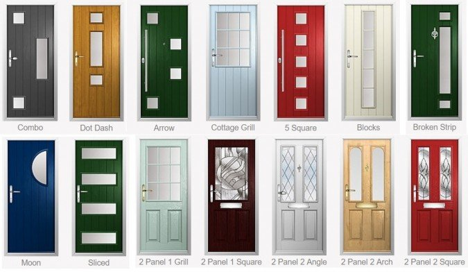 The largest and most unique range of composite doors & unique composite doors | Just Value Doors Pezcame.Com