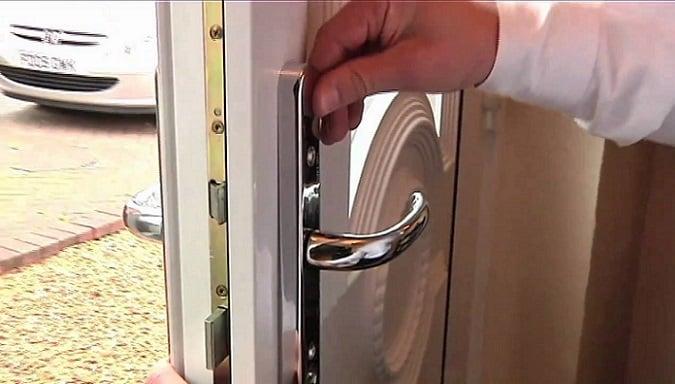 Replacement Upvc Door Handles >> How To Change Handles On Upvc Doors Just Value Doors