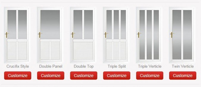 Stunning New Upvc Door Styles Available