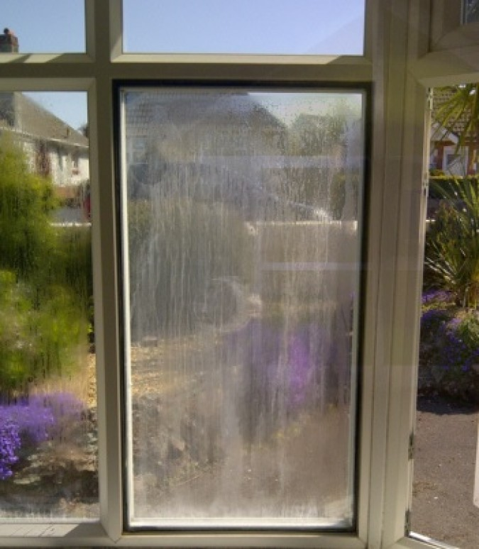 Having problems with cloudy or condensated windows?
