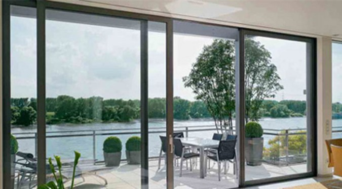 Large Sliding Patio Doors 675 x 374