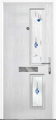 Twin Slide Composite Door