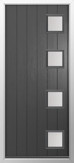 4 Square Composite Door Composite Front Doors