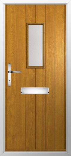 1 Square Composite Door Composite Front Doors