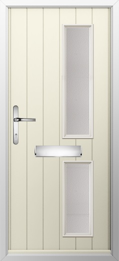 Twin Slide Door