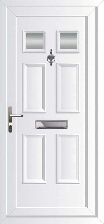 Upvc doors double glazed front doors edwardian 2 range - Upvc double front exterior doors ...