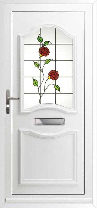 Cheap upvc doors upvc front doors upvc back doors for Cheap front door and frame