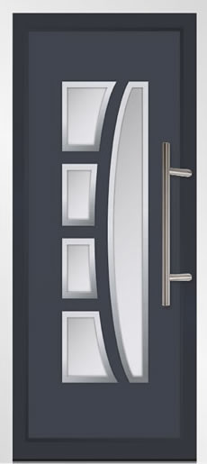 Aber Aluminium Door | Aluminium Front Doors on