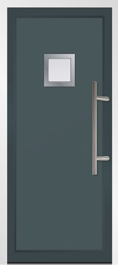 Alberg Aluminium Front Door