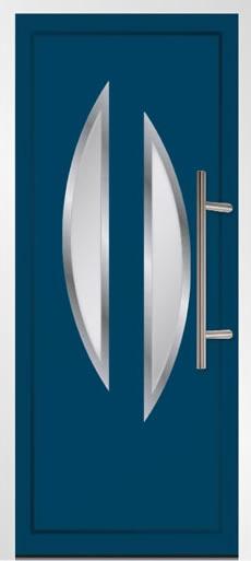 Autrans Aluminium Front Door