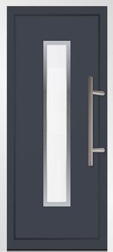 Avoriaz Aluminium Front Door