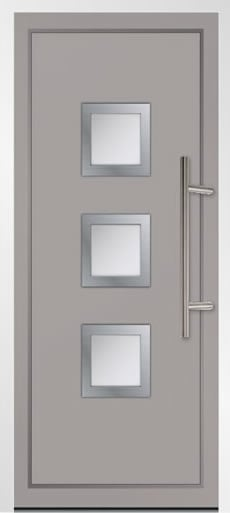 Chamonix Aluminium Front Door