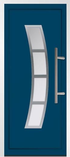 Cologne Aluminium Front Door