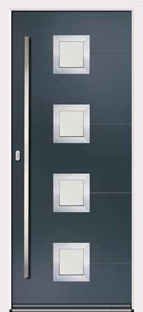 Como VX Aluminium Hybrid Door