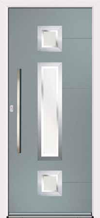 Como ZY Aluminium Hybrid Door