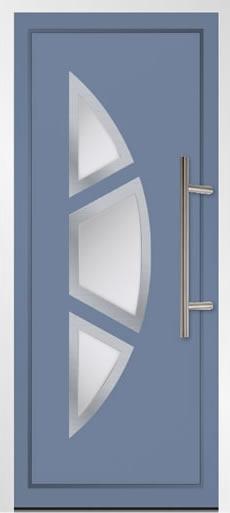Courchevel Aluminium Front Door