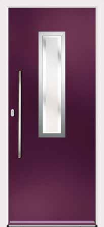 Delio Z3 Aluminium Hybrid Door