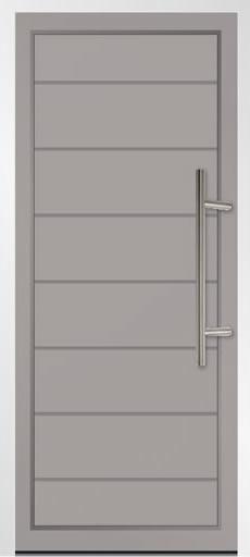 Igman Aluminium Front Door