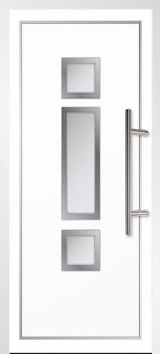 Javornik Aluminium Front Door