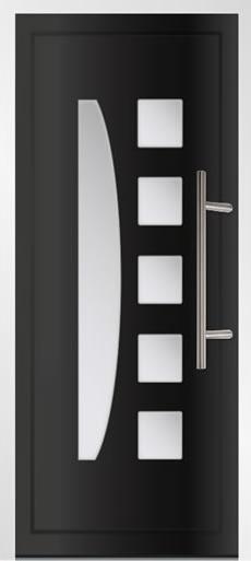 Lb Aluminium Front Door