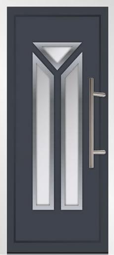 Luzern Aluminium Front Door