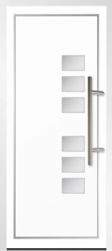 Manali Aluminium Front Door
