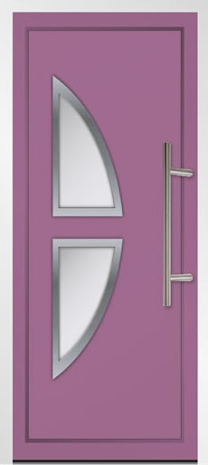 Matigny Aluminium Front Door