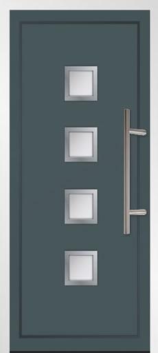 Meribel Aluminium Front Door