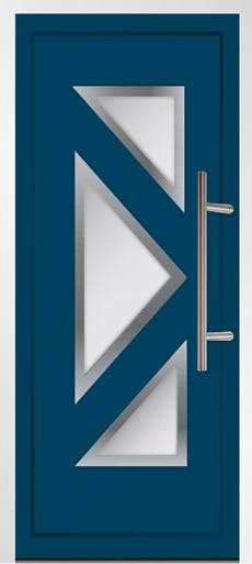 Merizine Aluminium Front Door