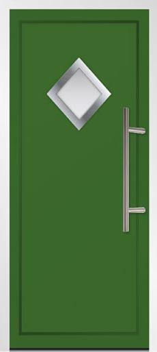 Molvino Aluminium Front Door