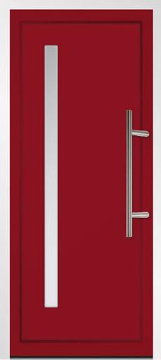 Morzine Aluminium Front Door