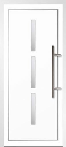 Peca Aluminium Front Door