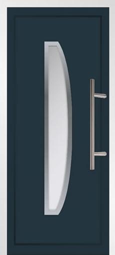 Porte Aluminium Front Door