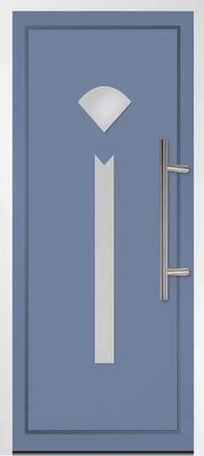 Valmorel Aluminium Front Door