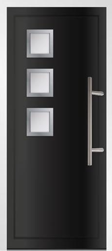 Verbier Aluminium Front Door