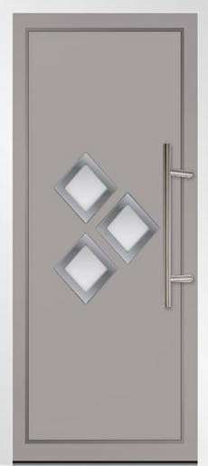 Veysonnaz 3 Aluminium Front Door