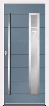 Vico V4 Aluminium Hybrid Door