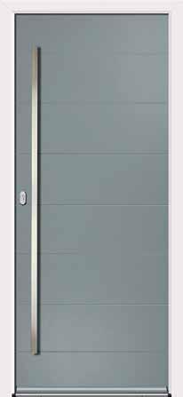 Vico Aluminium Hybrid Door