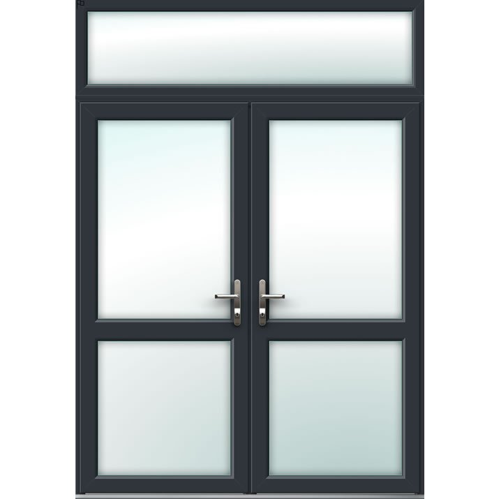 Aluminium French Door Style 5