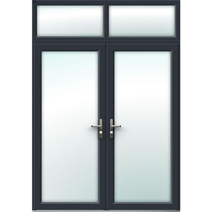 Aluminium French Door Style 7
