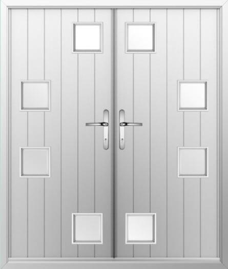Arrow Composite French Door