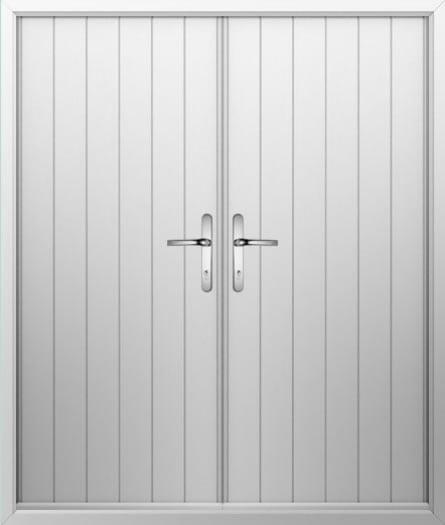 Cottage Composite French Door