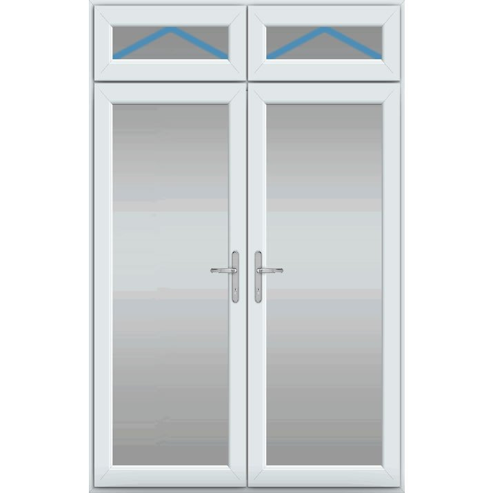 Top Light Inc Openers, UPVC French Door