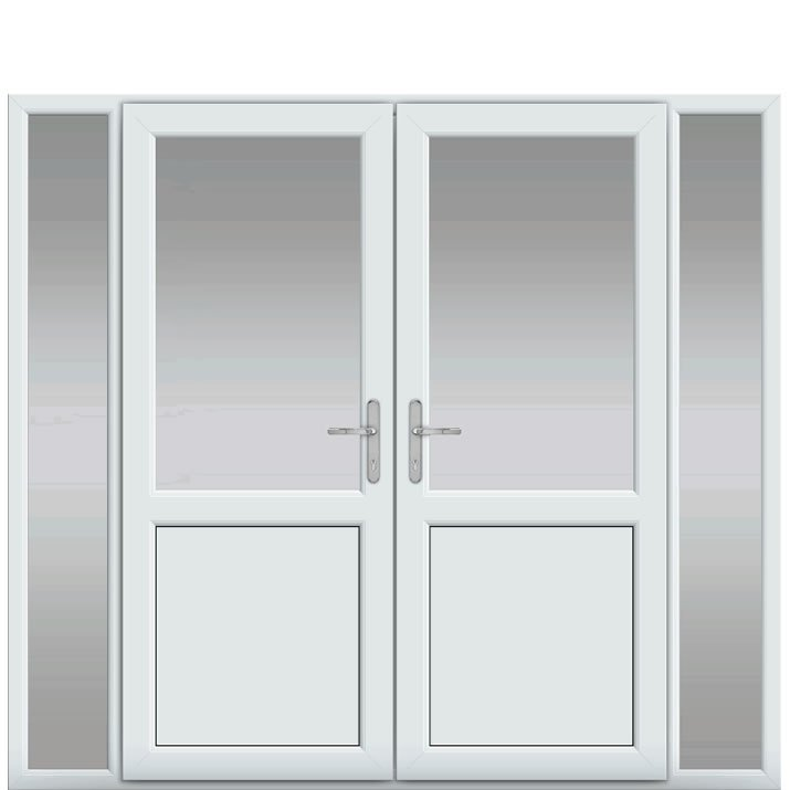 Side Panels, Midrail Panel, UPVC French Door