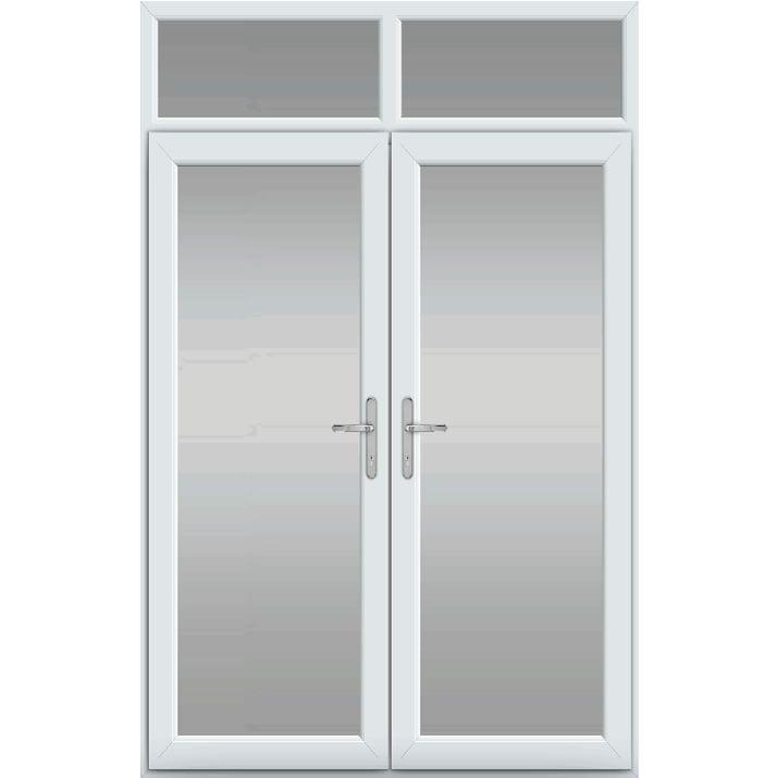 Top Light Split, UPVC French Door