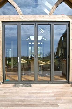 huge selection of 13694 3eb5c Aluminium Bi fold Doors | Slimline Aluminium Bifold Doors ...