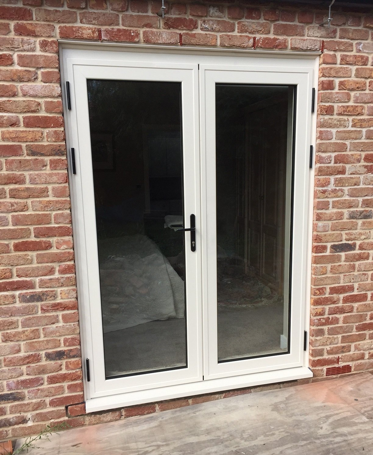 Aluminium French Doors External French Doors Cheap